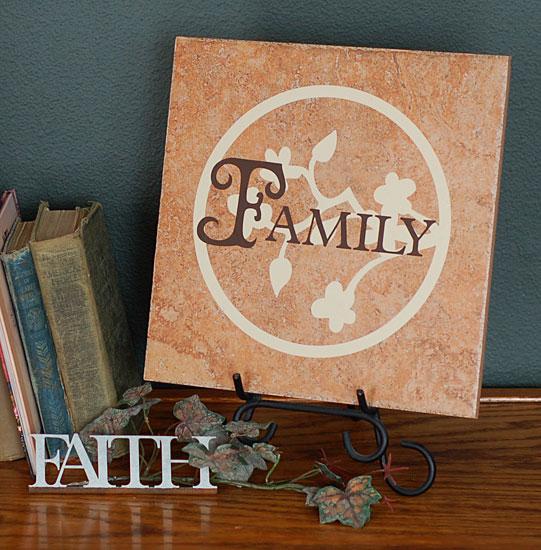 Family-Tile