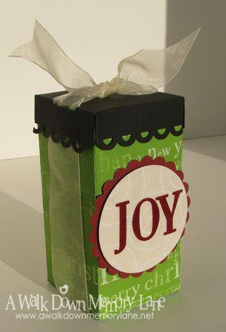 Gift Box DONE