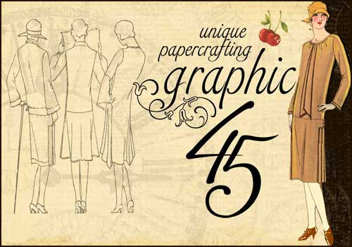 Graphic45-logo