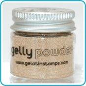 Coffee embossing powder