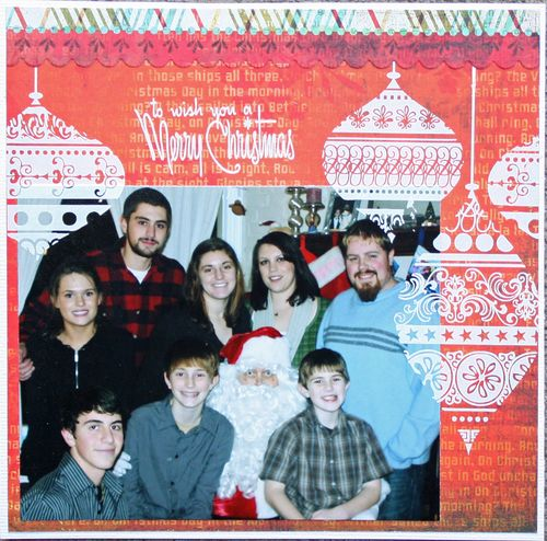 Merry Christmas Hambly