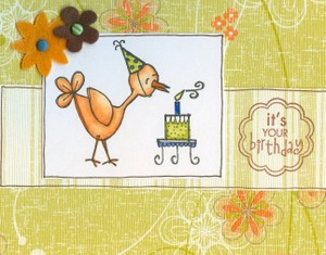 Itsyourbirdday